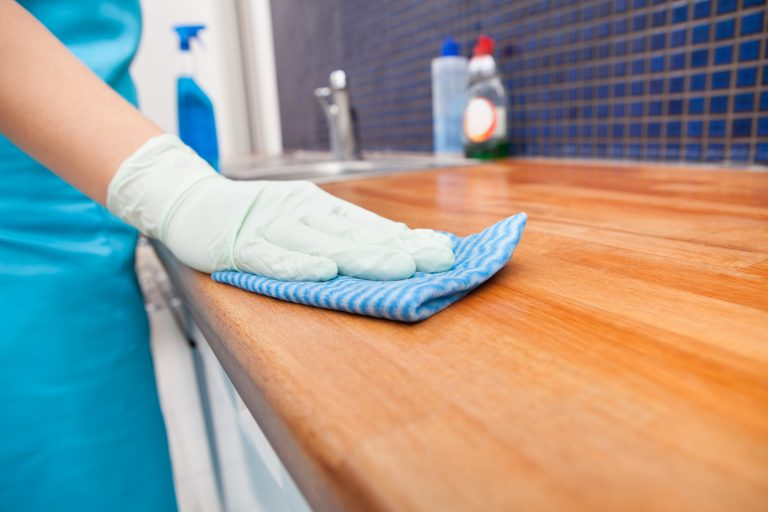 Domestic cleaners in North Wales